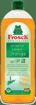 FROSCH EKO Uniwersalny środek do czyszczenia Pomarańcza 750 ml