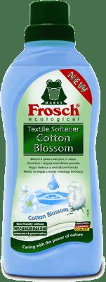 FROSCH EKO Hypoalergiczny płyn do płukania Kwiat bawełny 750 ml