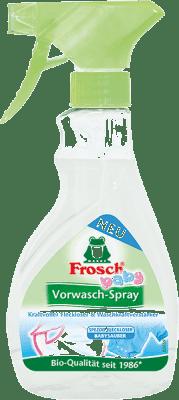 FROSCH EKO Spray odplamiający do bielizny niemowląt 300ml