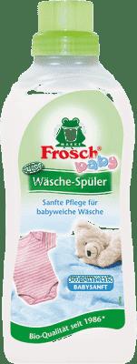 FROSCH EKO Hypoalergiczny płyn do płukania ubranek dzieci i niemowląt 750ml