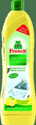 FROSCH EKO Tekutý písek citrón 650 ml - přeplňovaná varianta