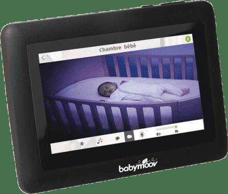 BABYMOOV Prijímač k baby kamera 0% Emission