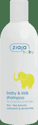 ZIAJA Baby šampon baby + kids 270ml /Slon/
