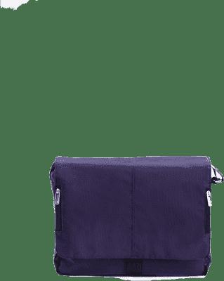MUTSY Torba do przewijania Exo Purple Black