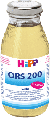 HIPP ORS 200 Jablko - rehydratační výživa (200 ml)