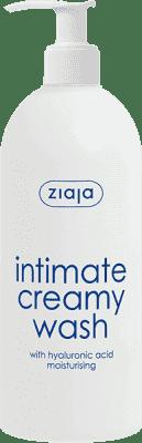 ZIAJA Krém na intimní hygienu s kyselinou hyaluronová, hydratační 500ml