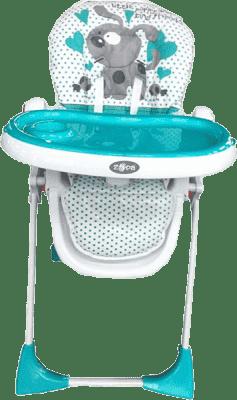 ZOPA Detská stolička Primo, Bluedog