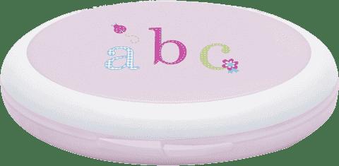 BEBE-JOU Manikúra NEW ABC růžová