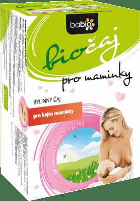 BABIO Biočaj pre mamičky 20x1.5 g