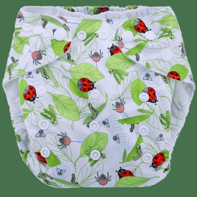 BOBOLIDER Plenkové kalhotky ECO Polandia B60 – vložka z mikrovlákna