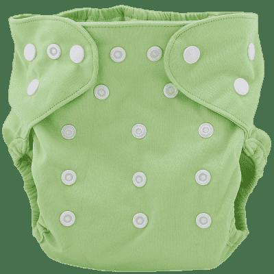 BOBOLIDER Plenkové kalhotky ECO Bobolider B23 – světlezelené