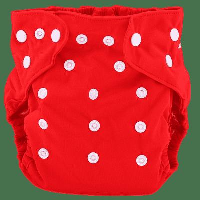 BOBOLIDER Otulacz ECO Bobolider B7 czerwony