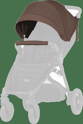 BRITAX Farebný set ku kočíku B-Agile/B-Motion - Wood Brown