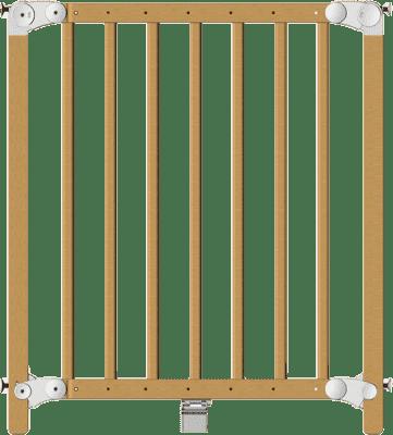CLIPPASAFE Blokada dual (drewno) 69.5-109.7 cm
