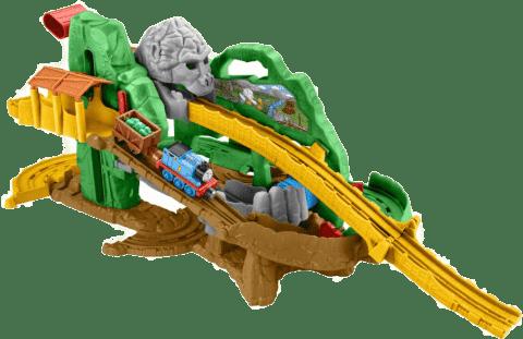 FISHER-PRICE Thomas & Friends Przygoda w dżungli