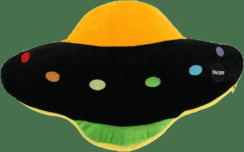 EPLINE Svietiaci vankúš ufo
