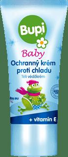 BUPI Baby Ochranný krém proti chladu 75 g