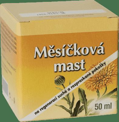 HBF Mast nechtíková 50ml