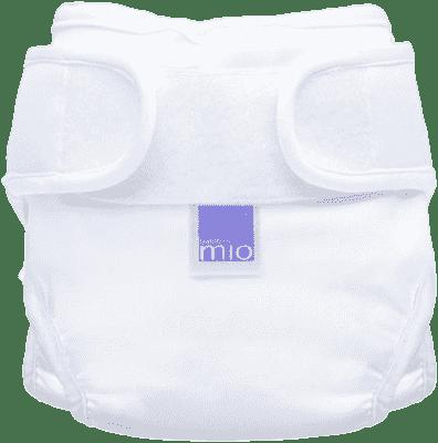 BAMBINO MIO Pieluchomajtki NEW białe rozm. II (powyżej 9 kg)
