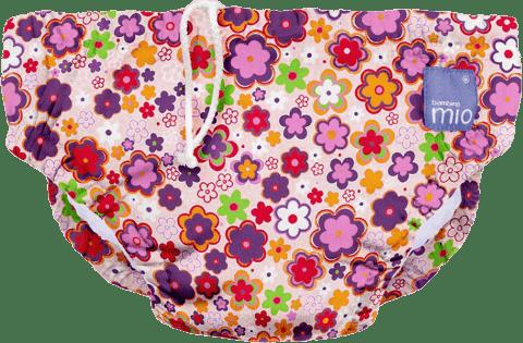 BAMBINO MIO Nohavičkové plienky kúpacie Ditz Floral vel.XL (12-15kg)