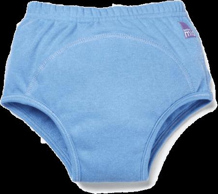 BAMBINO MIO Majtki treningowe 2-3 lata – Niebieskie