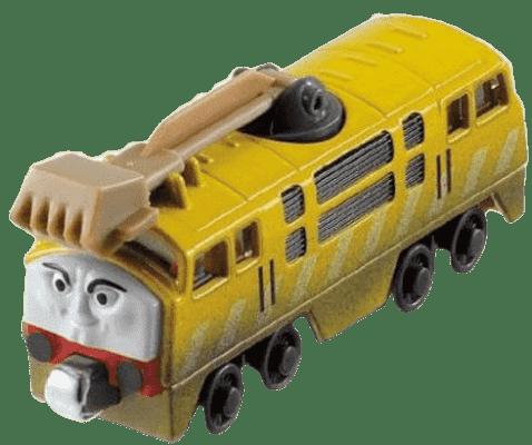FISHER-PRICE Take-N-Play Duża lokomotywka złota