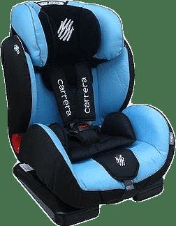 ZOPA Autosedačka Carrera 9-36 KG, světle modrá