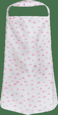 GLOOP Dojčiace prikrývka Pink Clouds