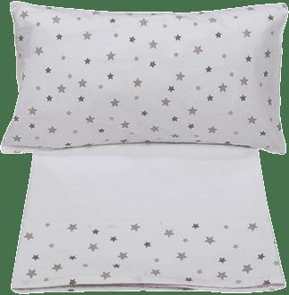 GLOOP Pościel do łóżeczka (poszewka, poszwa) Stars