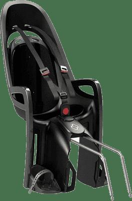 HAMAX Caress Zenith Cyklosedačka s neuzamykatelným zámkem - šedá/černá