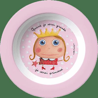 LABEL TOUR Talíř na polévku Princezna