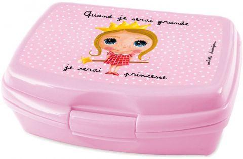 LABEL TOUR Box na desiatu Princezna
