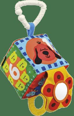 K´S KIDS Hračka na kočík - farebná kocka