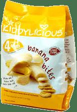 4x KIDDYLICIOUS Lupienky – Banán 15g