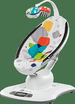 4MOMS NEW mamaRoo® Lehátko Bluetooth - Multi Plush