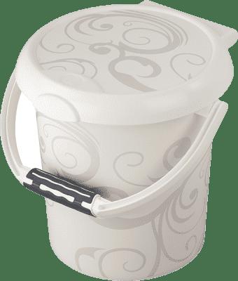 ROTHO® Kôš na plienky Vintage White