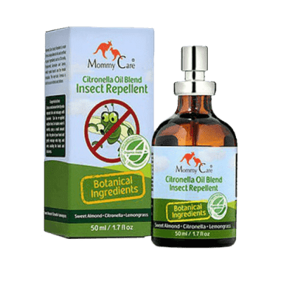 MOMMY CARE Summer and Sun Mosquitoes- Natural Insect Repellen – Naturalny i ekologiczny środek odstr