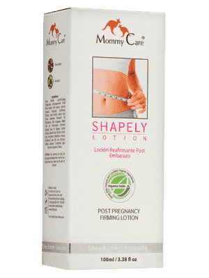 MOMMY CARE Maternity Shapely Lotion - Zpevňující krém po porodu 100ml