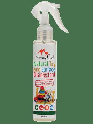 MOMMY CARE Toys and Surface Disinfectant - Prírodné čistič hračiek a povrchov 150ml