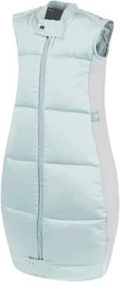 ERGOPOUCH Organic Cotton - Spací vak Mint 2-12