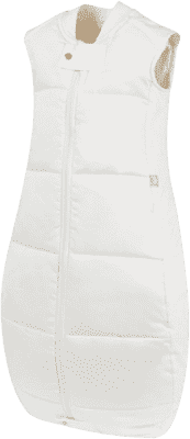 ERGOPOUCH Organic Cotton - Spací pytel Natural 3-6 r