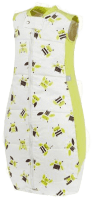 ERGOPOUCH Organic Cotton - Spací vak Sleepy Owl 12-36