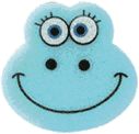 OSMOST Veselé hubky – Žabka Lucka
