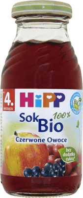 HIPP Sok Czerwone Owoce BIO (200g)