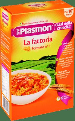 PLASMON Detské cestoviny La Fattoria – zvířátka, 340 g, HIT MĚSÍCE