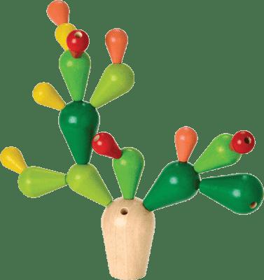PLAN TOYS Balancujúce kaktus