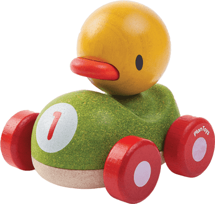 PLAN TOYS Pretekár - kačica