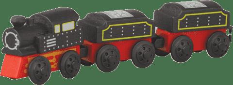 PLAN TOYS PLAN TOYS Parný vlak (k vláčkodráze)