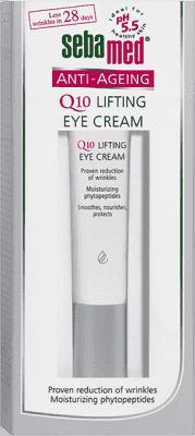 SEBAMED Anti-age oční liftingový krém s Q10, 15ml