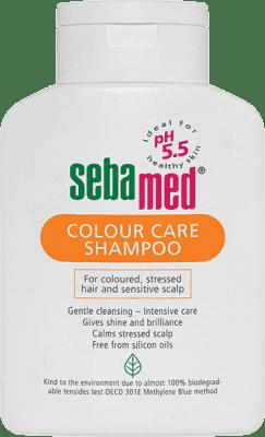 SEBAMED Šampón na farbené vlasy, 200ml